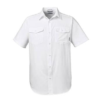 Men's Utilizer? II Solid Performance Short-Sleeve Shirt