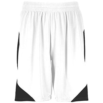 Youth Step-Back Basketball Shorts
