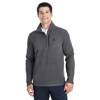 Men's Transport Quarter-Zip Fleece Pullover