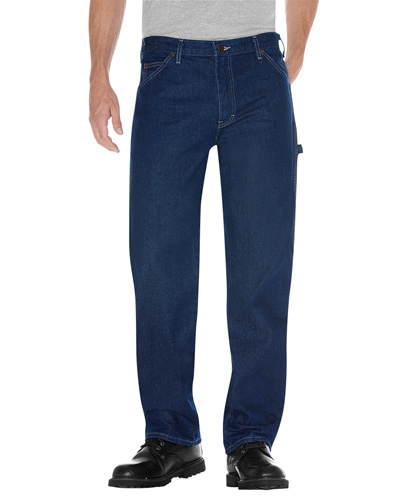 Unisex Relaxed Fit Carpenter Denim Jean Pant