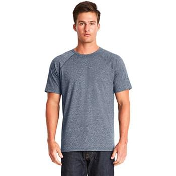 Men's Mock Twist Short-Sleeve Raglan T-Shirt