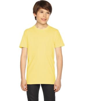 Youth Fine Jersey USA Made Short-Sleeve T-Shirt
