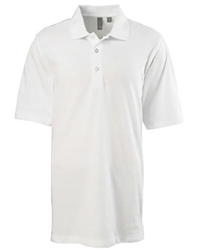 Men's  EZ-Tech Short-Sleeve Textured Polo