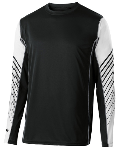 Unisex Dry-Excel Arc Long-Sleeve Training T-Shirt