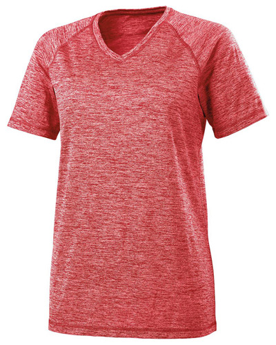 Ladies' Dry-Excel Electrify 2.0 Performance V-Neck Training Top