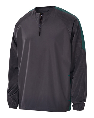 Adult Polyester Bionic 1/4 Zip Pullover