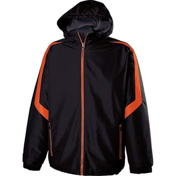 Adult Polyester Full Zip Charger Jacket