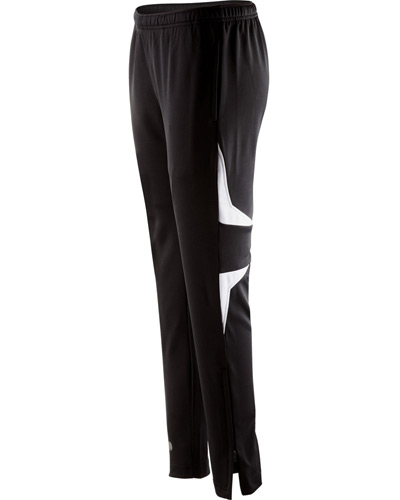 Ladies' Polyester Traction Pant