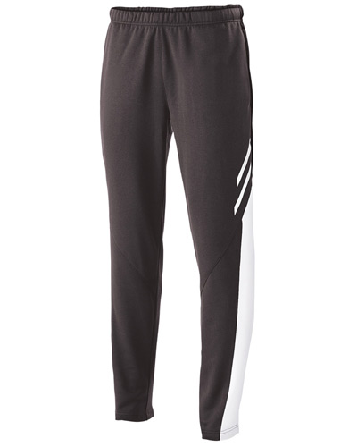 Youth Temp-Sof Fabric Performance Fleece Flux Tapered-Leg Warm-Up Pant