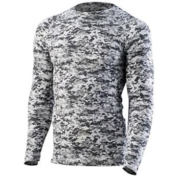 Adult Hyperform Long-Sleeve Compression Shirt