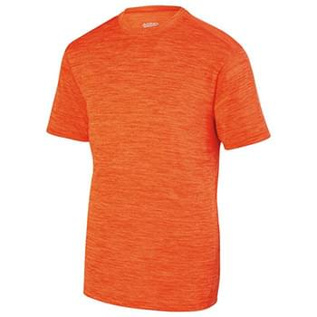 Youth Shadow Tonal Heather Short-Sleeve Training T-Shirt