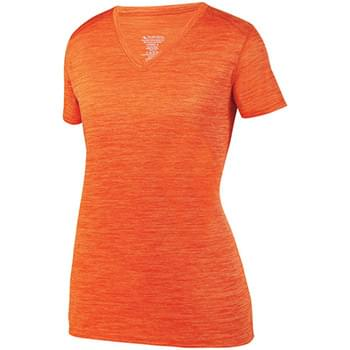 Ladies' Shadow TonalHeather Short-Sleeve Training T-Shirt
