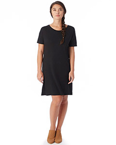 Ladies' Straight Up T-Shirt Dress