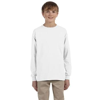 Youth 5.6 oz. DRI-POWER ACTIVE Long-Sleeve T-Shirt