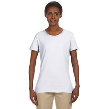 Ladies' 5.4 oz. DRI-POWER ACTIVE T-Shirt