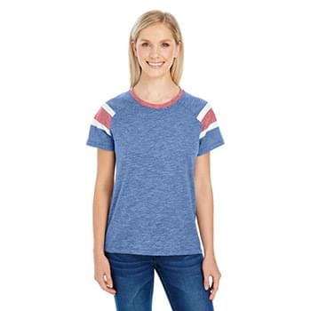 Ladies' Fanatic Short-Sleeve T-Shirt