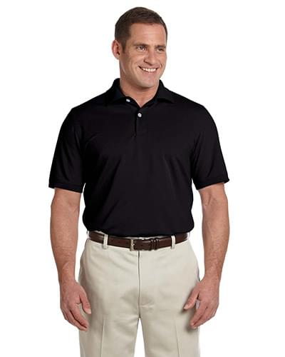 Men's Combed Cotton Piqu Polo