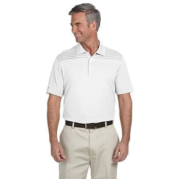 Men's Performance Interlock Print Polo