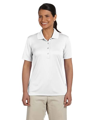 Ladies' Performance Interlock Solid Polo
