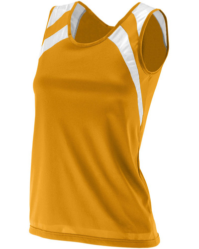Ladies' Wicking Tank with Shoulder Insert