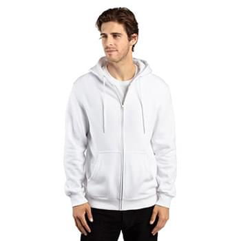 Unisex Ultimate Fleece Full-Zip Hooded Sweatshirt