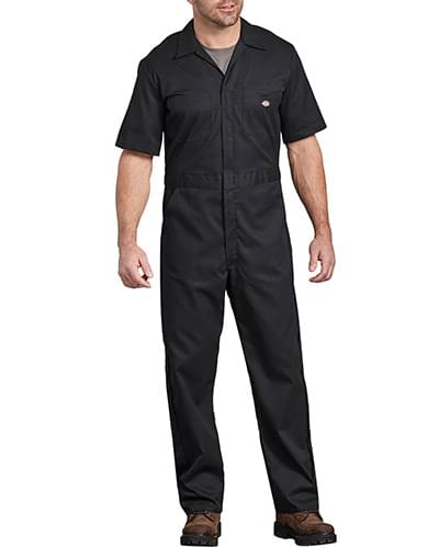 Men's FLEX Short-Sleeve Coverall