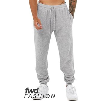 FWD Fashion Unisex Sueded Fleece Jogger Pant