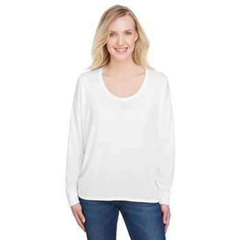 Ladies' Freedom Long-Sleeve T-Shirt