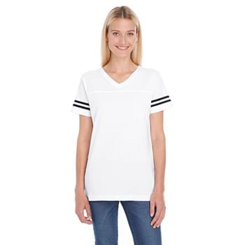 Ladies' Football T-Shirt