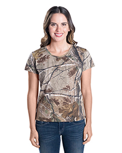 Ladies' Realtree Camo T-Shirt