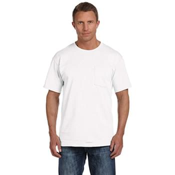 Adult HD Cotton Pocket T-Shirt