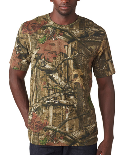 Men's Mossy Oak Camo T-Shirt