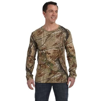 Men's Realtree Camo Long-Sleeve T-Shirt