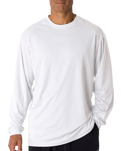 Adult B-Core Long-Sleeve Performance T-Shirt