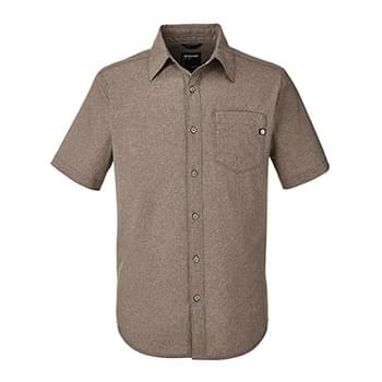 Men's Aerobora Woven Short-Sleeve Shirt