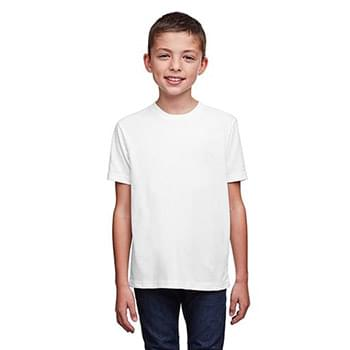 Youth Eco Performance Crewneck T-Shirt