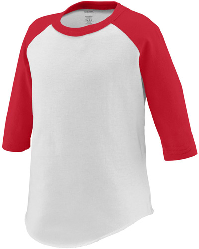 Toddler 3/4-Sleeve Baseball Jersey