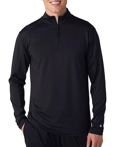 Adult Lightweight Quarter-Zip Performance Pullover