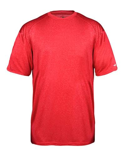 Adult Pro Heather Short-Sleeve T-Shirt