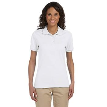 Ladies' 5.6 oz. SpotShield? Jersey Polo