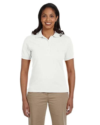 Ladies' 6.5 oz. Ringspun Cotton Piqu Polo