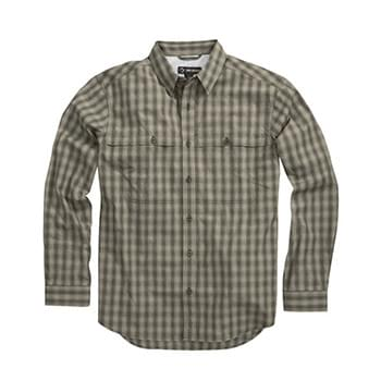 Yarn-Dyed Poplin Paseo Plaid Shirt