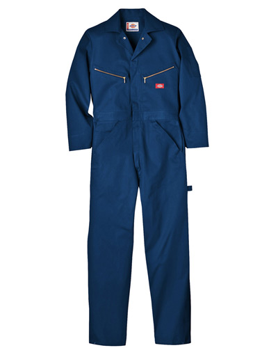 8.75 oz. Deluxe Coverall - Cotton