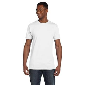 Adult 4.5 oz., 100% Ringspun Cotton nano-T T-Shirt