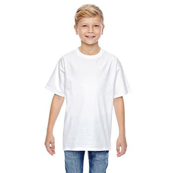 Youth 4.5 oz., 100% Ringspun Cotton nano-T? T-Shirt