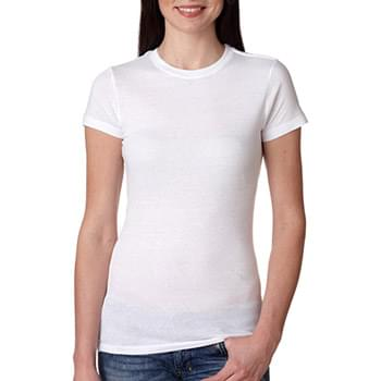 Ladies' 4.2 oz., 100% Ring-Spun Cotton  Jersey T-Shirt