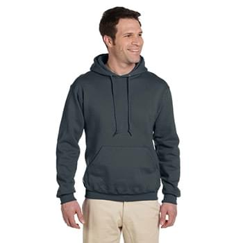 Adult 9.5 oz., Super Sweats NuBlend Fleece Pullover Hooded Sweatshirt