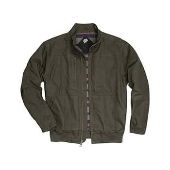 Men's Force Canvas Bomber Jacket