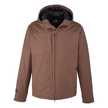 Men's Yukon Flex Stretch Canvas Hooded Jacket