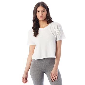 Ladies' Headliner Cropped T-Shirt
